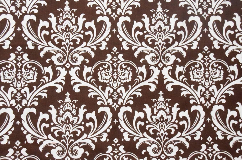 simple damask pattern - HD